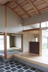 余戸の家2