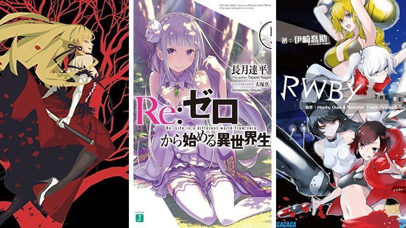 Light Novels Ranking Nota