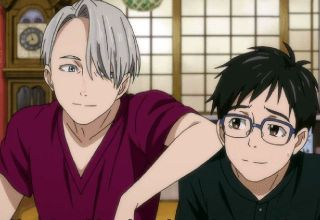Yuri on Ice Yuri y Viktor