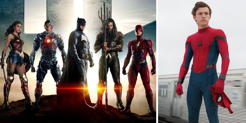Homecoming o Justice League