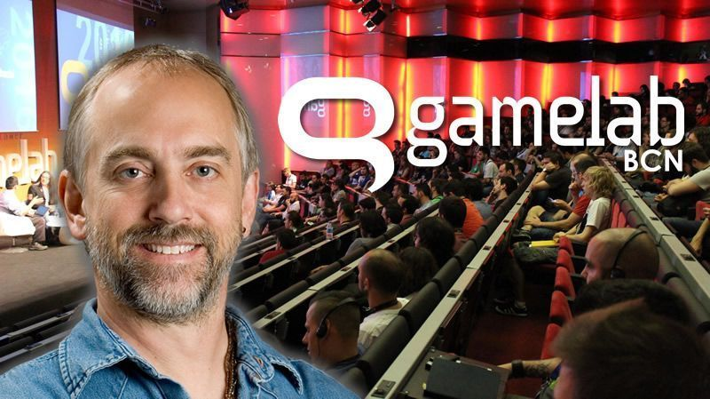 Gamelab Barcelona Richard Garriott