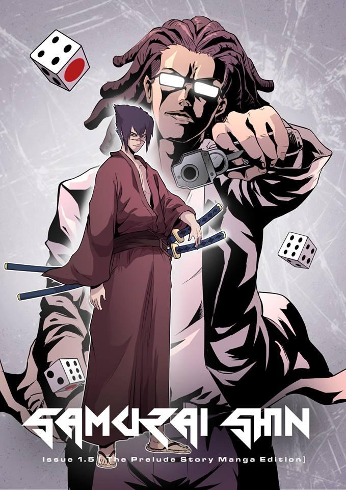 Samurai Shin Cover