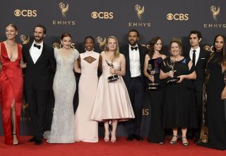 Emmy Awards 2017 The Handmaid's Tale