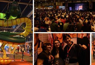 Llenazo Brutal en Japan Weekend Madrid