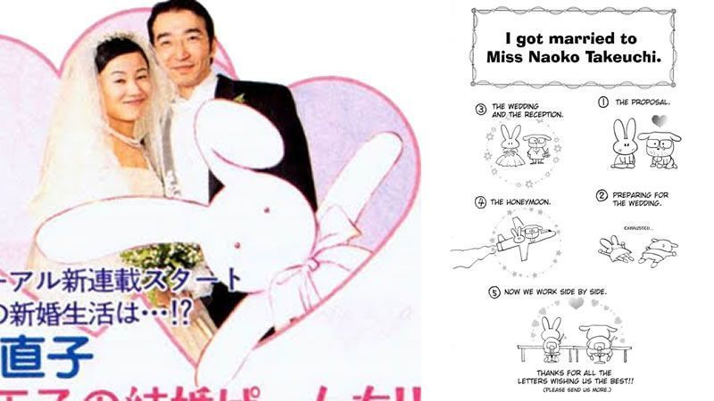 Naoko Takeuchi Yoshihiro Togashi