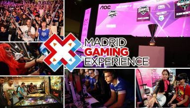 Madrid Gaming Experience 2017 Xbox One X