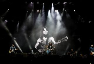 Foo Fighters Malcolm Young AC/DC