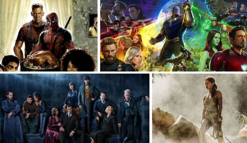 Películas más esperadas de 2018