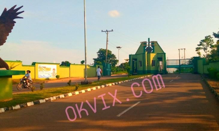 Alex Ekwueme Federal University Ndifu-Alike Ikwo