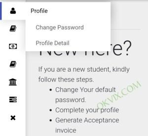 AE FUNAI student profile