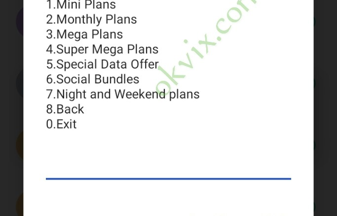Glo packages with data bonus