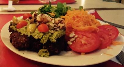Something falafel
