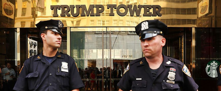 Secret Service Moving Into Trump Tower?