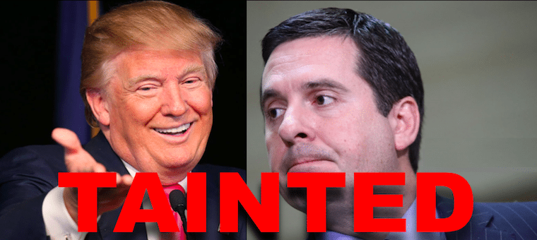 Nunes Taints Intel Committee Investigation