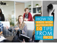 How To Write With Authority_ 10 Tips From The Pros