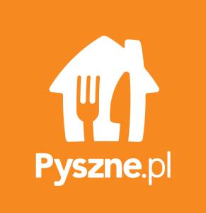 pysznepl_logo_square_on_orange_background_1158px