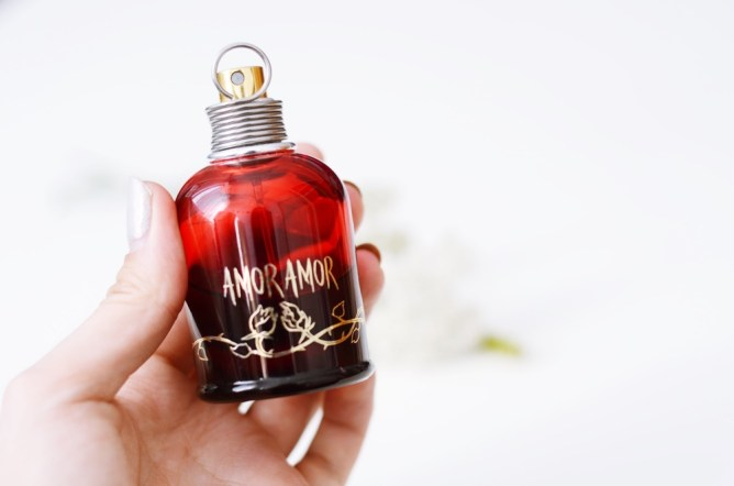 Perfumy Cacharel Amor Amor