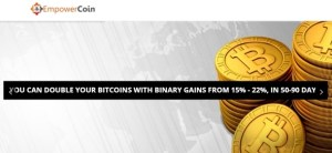 Empowercoin-Bitcoins-verdoppeln