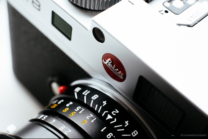 It's Leica, stupid!