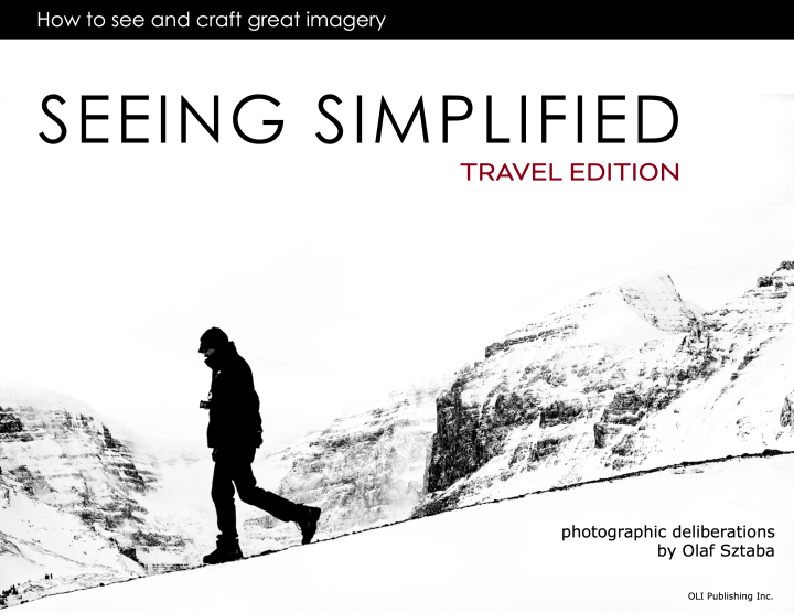 New Book: Seeing Simplified – Travel Edition is here!