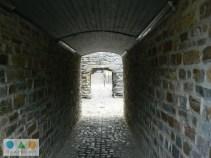 Bacharach-Stadtmauerdurchgang