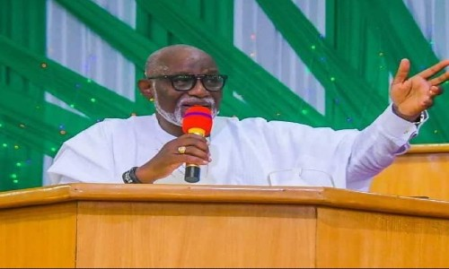 Akeredolu Reiterates Commitment to Industrialise Ore and Entire Southern Part of Ondo State