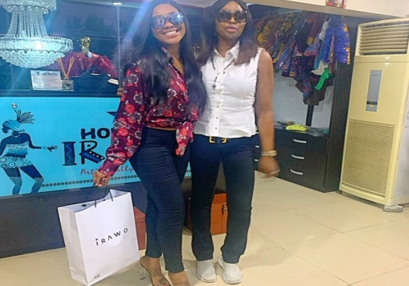 Lady Still Gushes Over Erica's Beauty After One Week They Met