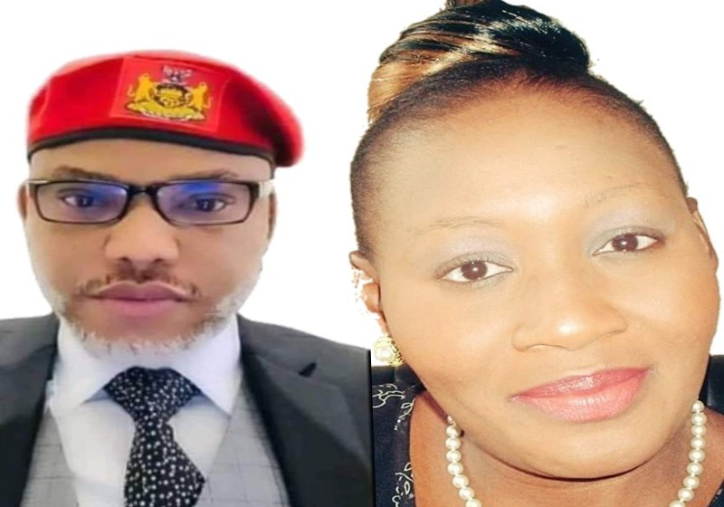 Kemi Olunloyo Apologies to IPOB and Nnamdi Kanu for Antagonising Biafra Struggle for 3 years