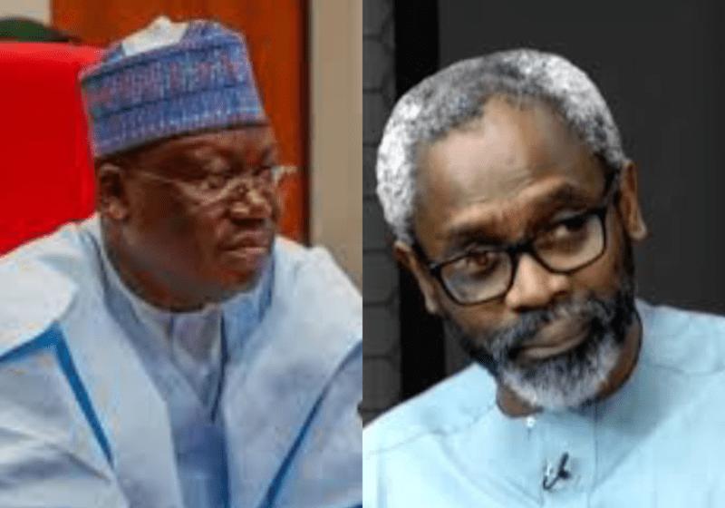 Senate President, Ahmad Lawan and Femi Gbajabiamila Are The Real Pandemic We Are Facing – Twitter User
