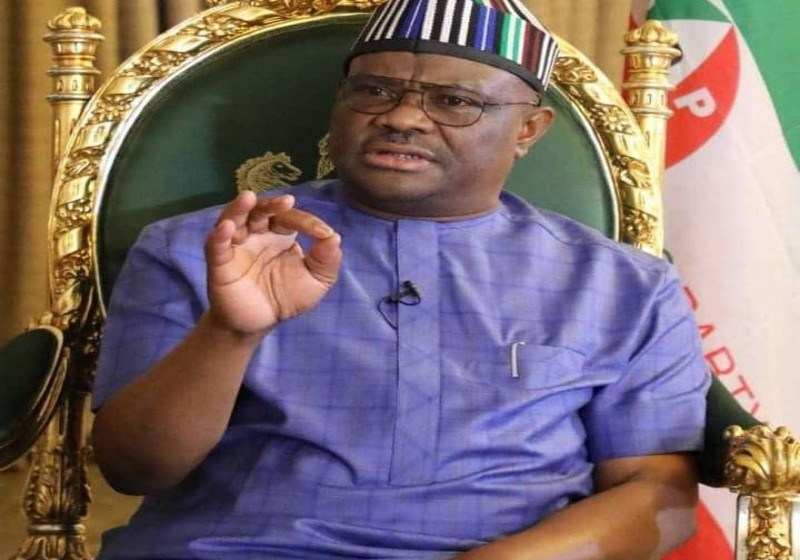 See Wike's Reaction to Reports of Unknown Gunmen Attacking Police Stations