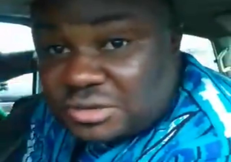 Yoruba Nation Now: Agitators Nab Man Who Came to Take Pictures of Sunday Igboho's Vehicle Number Plate During Osogbo Mega Rally (Video)