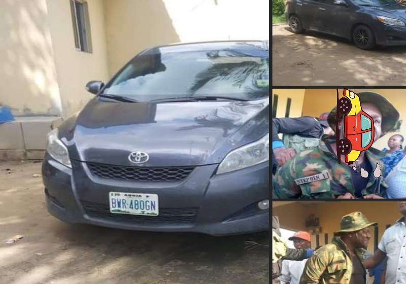 Military Man Allegedly Kills Civilian Who Gave Him a Ride in Port Harcourt