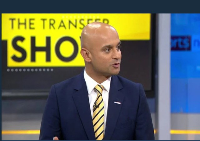 Sky Sports Reporter Gives Fresh Updates on Arsenal's Pursuit of the England International
