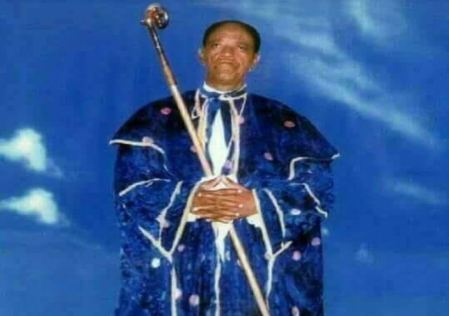 Reactions as Leader of Celestial Church of Christ, Oshoffa Allegedly Appears in the Sky (Video)