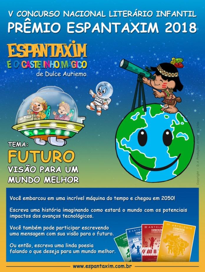Prêmio Literário Infantil está com inscrições abertas crianças