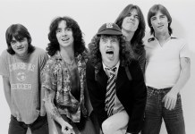 AC/DC In London