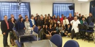 Alunos da Faculdade São Leopoldo Mandic. Foto: Grupo Opinião