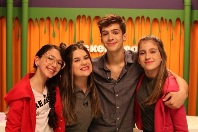 slime Com 10 episódios, a estreia está prevista para 16 agosto, às 16h30, na TV, no site Mundo Nick, Nick Play e no YouTube