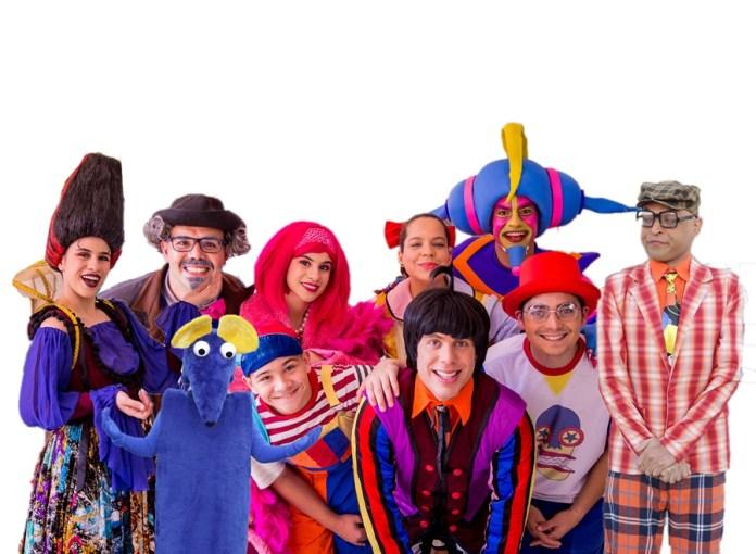 Iguatemi Esplanada traz peça de teatro sobre o Castelo Rá-Tim-Bum