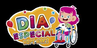 Hopi Hari recebe 2 mil crianças no Dia Especial