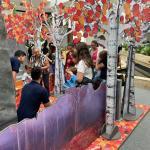 "Crianças autistas participam de sessão exclusiva no evento ""Frozen II"" no Iguatemi Esplanada"