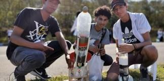 Estudantes se reúnem no PTS para a disputa da Copa Sorocabana de Foguetes