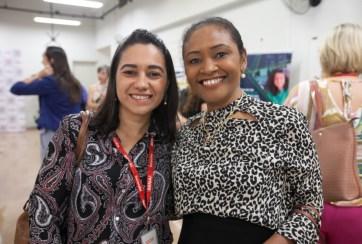 Ester Gonçalves e Jucilene Almeida