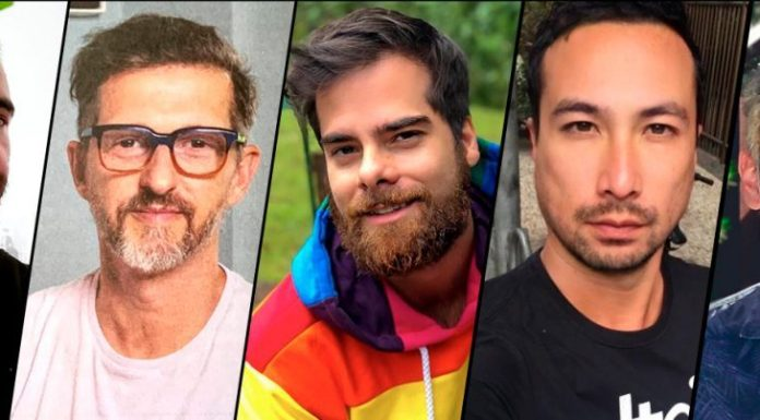 Jornalistas gays André Fischer, Vinícius Yamada e Pedro HMC analisam o futuro da comunicação LGBT+