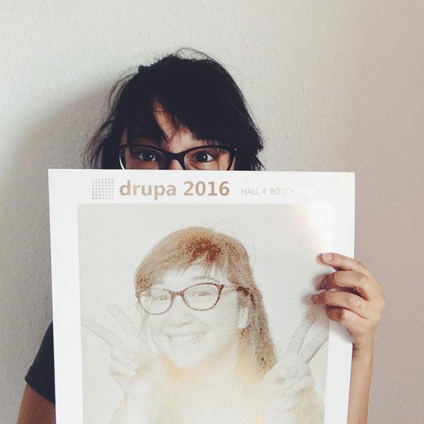 Lama Diaires - Découvertes du Mois - Drupa Memories - Olamelama