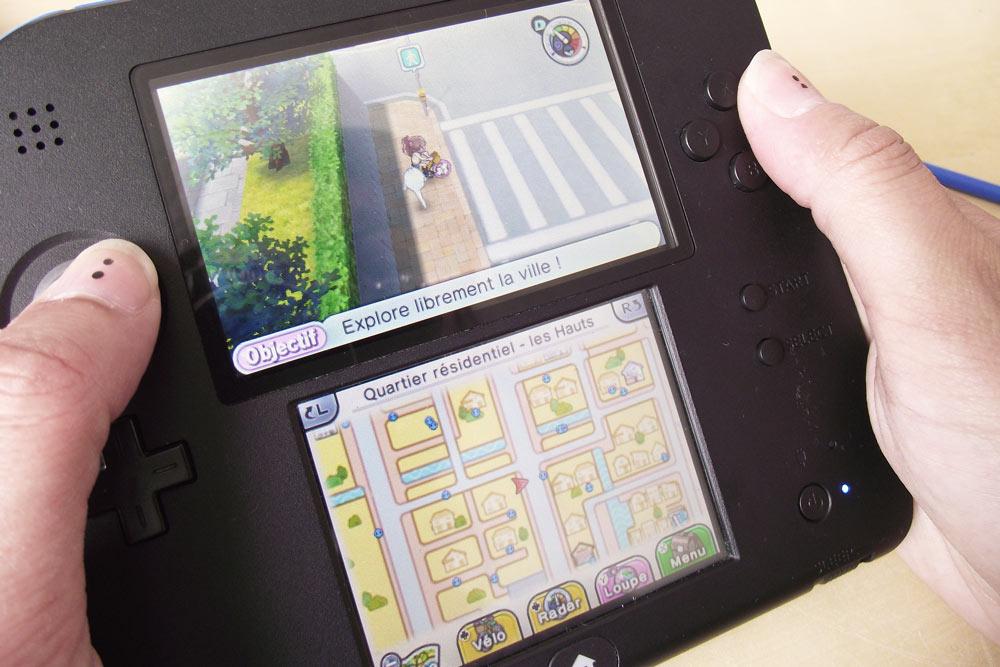 Yo-Kai Watch game Nintendo 2DS - Olamelama