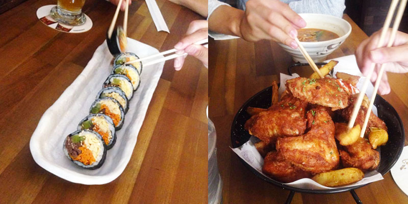 Chimac Korean Restaurant Düsseldorf - Olamelama lifestyle blog