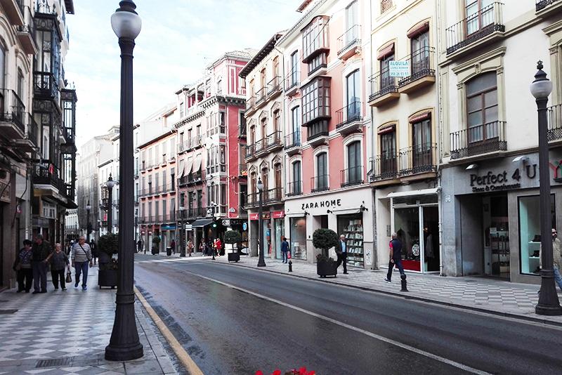Roadtrip - Granada - Lamas on the road - Olamelama blog