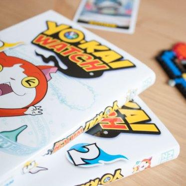 Yo-Kai Watch 3 Manga édité par Kazé - Olamelama - Blog geek et lifestyle