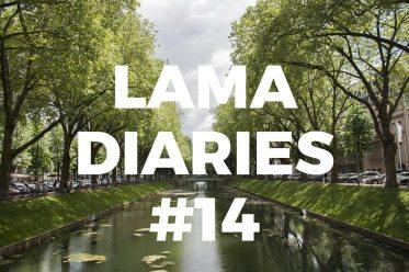 Image à la Une - Lama Diaries 14 - Mai 2017 - Olamelama